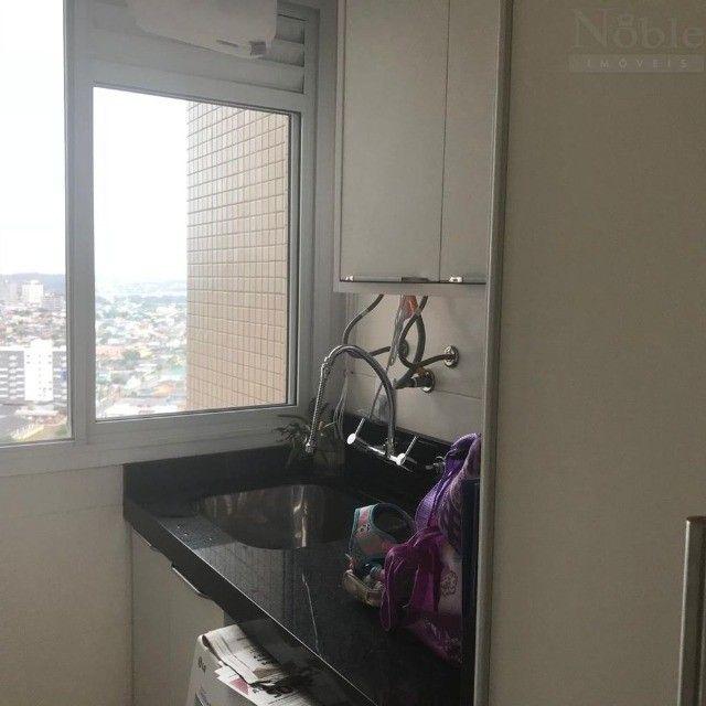 Mobiliado e decorado - 2 dormitórios com suíte - Praia Grande em Torres / RS - Excelente - Foto 11