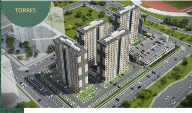 Apartamentos em Samambaia-2 quartos-Sinal 1.500-lazer completo