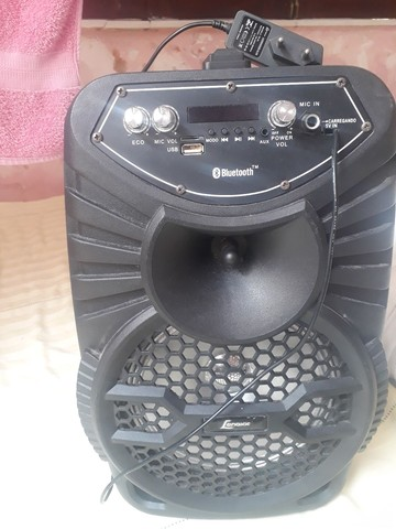 Caixa Amplificadore Lenoxx (n está funcionando) - Foto 2