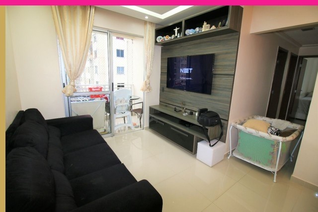 Condomínio weekend Club Apartamento 3 Quartos Ponta Negra - Foto 5