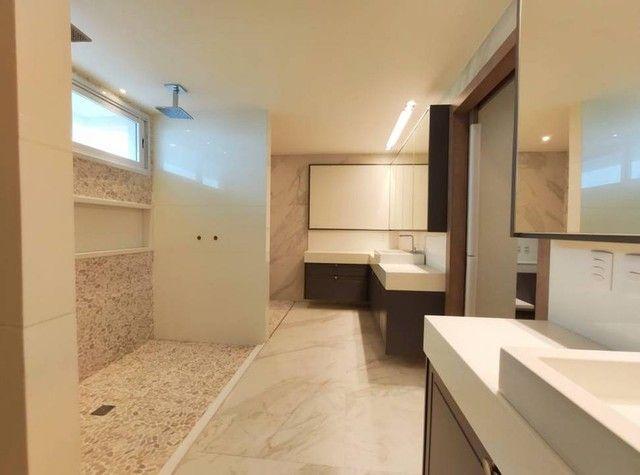 Apartamento de luxo a poucos passos da Av. Beira Mar. - Foto 20