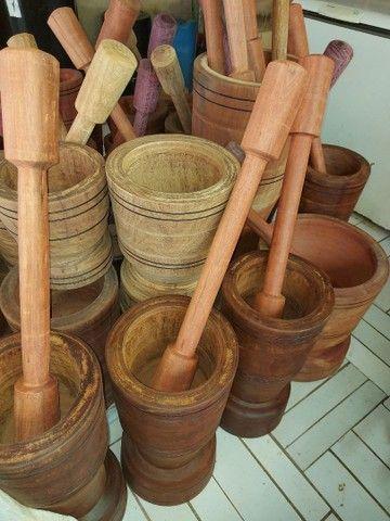 Pilao de madeira RÚSTICA MORAPIRANGA E CUMARU