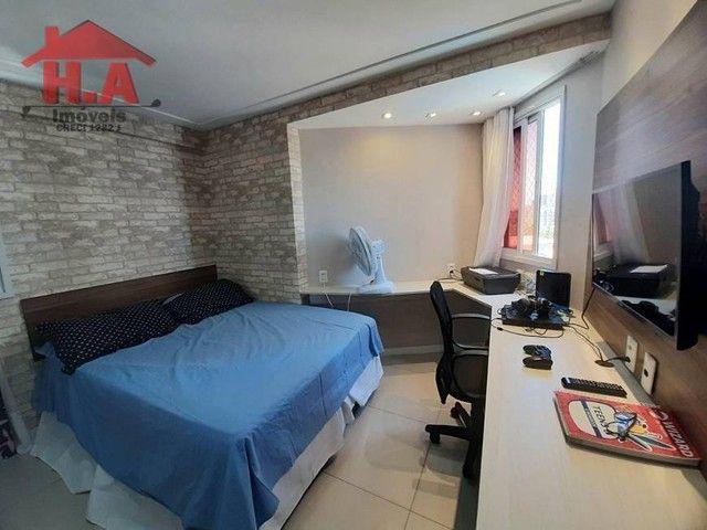 Apartamento com 3 dormitórios à venda, 136 m² por R$ 950.000,00 - Aldeota - Fortaleza/CE - Foto 12