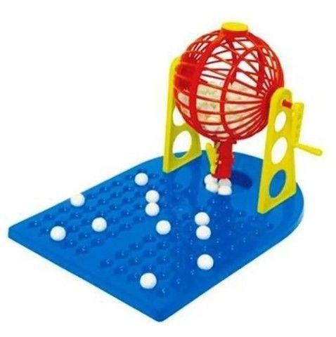 Jogo Bingo com Roleta e 48 Cartelas (Kepler) - Foto 2