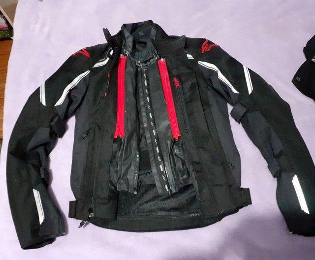 Jaqueta e calça Alpinestar feminino. Tamanho P.  - Foto 3