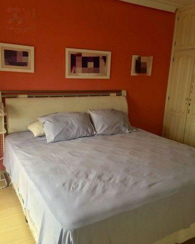 Amplo apartamento no Ed. Solar de Ainá - 3 suítes, estilo clássico, andar alto, bairro do  - Foto 14