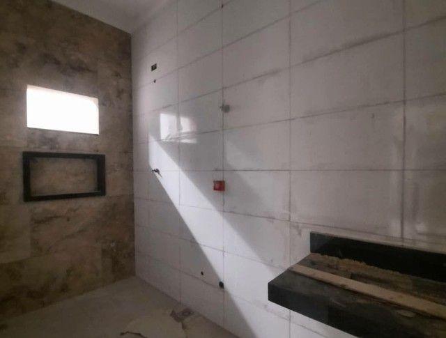 Taveiropolis Linda Casa com Área Gourmet 3 Quartos sendo um Suite Terreno nos Fundos  - Foto 6