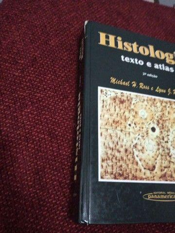 Livro De Histologia (ross) - Texto E Atlas - 2 Edição - Foto 3