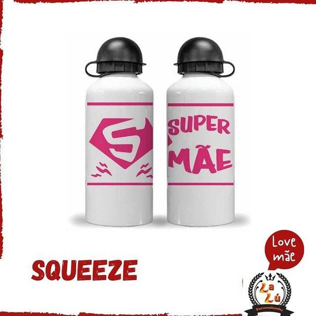 Squeeze  personalizada