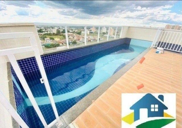 Apartamentos em Samambaia-2 quartos-suíte-lazer na cobertura-itbi gratuito - Foto 3
