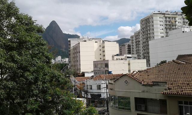 Apartamento no Grajaú com 2 quartos