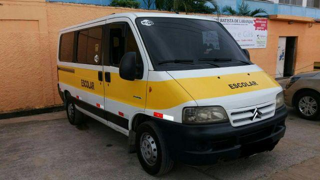 VAN CITROEN JUMPER 2.3