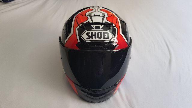 Capacete Shoei X-spirit 2 Marc Marquez Quase Zero