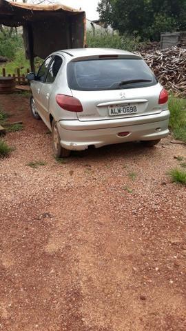 Peugeot 206 em dias e recibo em branco pronto para tranferir