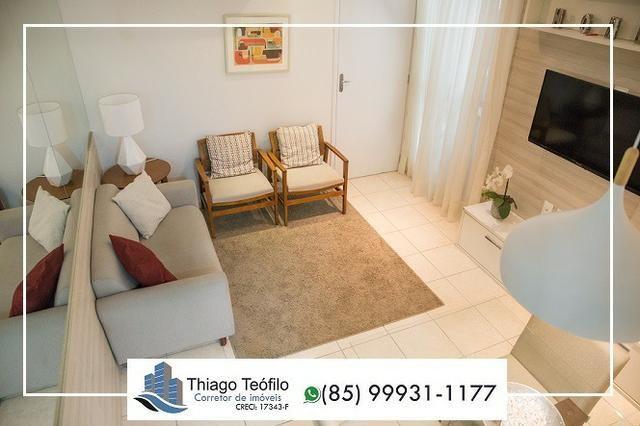 Apartamento na Jurema/Caucaia - Sinal de 300 reais - Minha Casa Minha vida