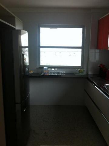 Apartamento com 168 m², alto padrão, luxuoso, acabamento top na famosa av. beira mar com v - Foto 6