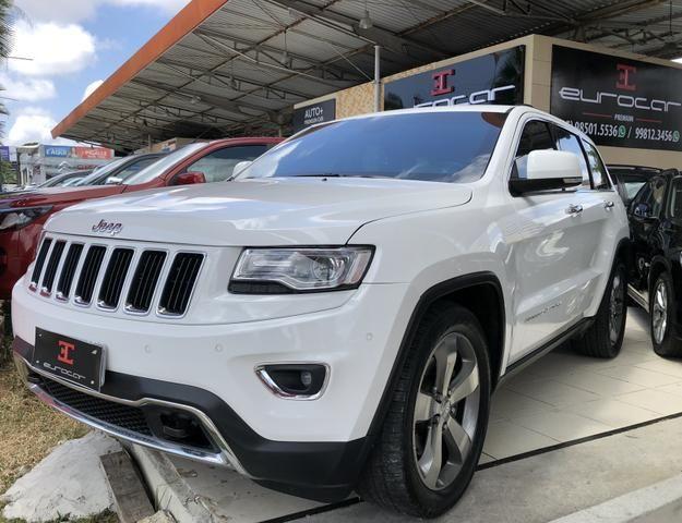 Jeep G Cherokee Limited Diesel Blindada 2014   OPORTUNIDADE