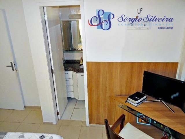 Casa em condomínio fechado no Eusébio com 3 quartos toda projetada - Foto 13