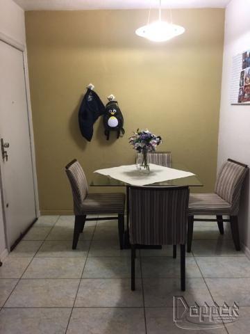 Apartamento à venda com 2 dormitórios em Pátria nova, Novo hamburgo cod:16132