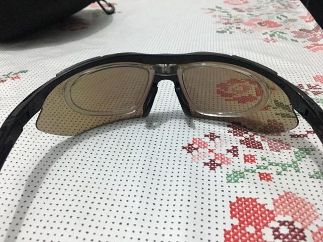 6891747ec Óculos ciclismo 4 lentes + suporte para grau - Ciclismo - Vila Nova ...