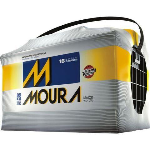 Bateria Moura 50EX - 12v 50ah - Foto 2