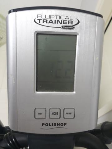 Elíptico Elíptical Trainer Magnect Polishop - Foto 3