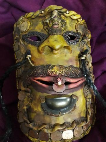 e43caf860 Máscaras decorativas exclusivas - Objetos de decoração - Gramado ...