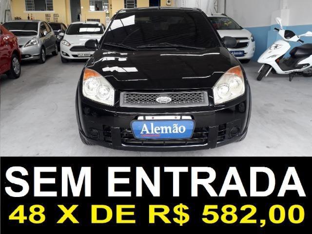Fiesta Sedan 1.0 2008 - Sem entrada + 48 X DE R$ 582,00