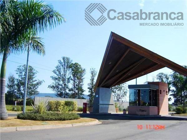 Terreno residencial à venda, Condomínio Saint Charbel, Araçoiaba da Serra. - Foto 5