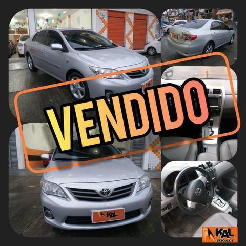 Toyota Corolla GLI Aut. 2014 1.8 IPVA 2019