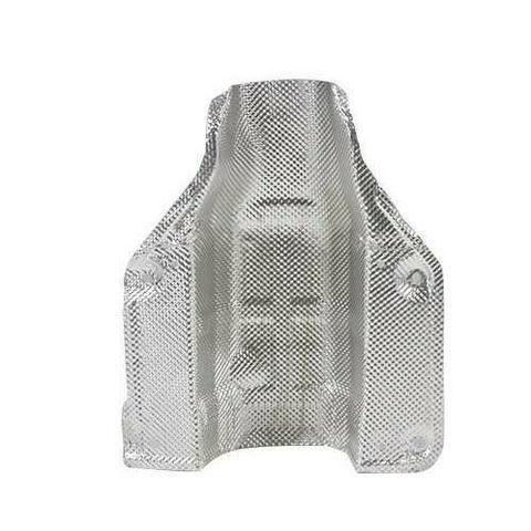Protetor de calor escapamento dianteiro celta/classic GM original - Foto 2