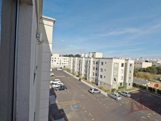 Apartamento 02 quartos no Bom Jesus, São José dos Pinhais - Foto 7