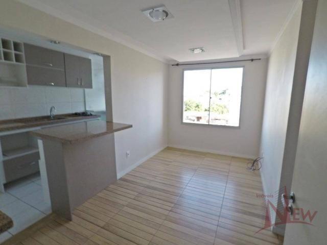 Apartamento 02 quartos no Bom Jesus, São José dos Pinhais - Foto 6