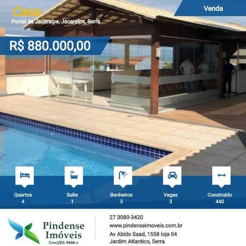 Casa duplex em Jacaraípe, 4 quartos