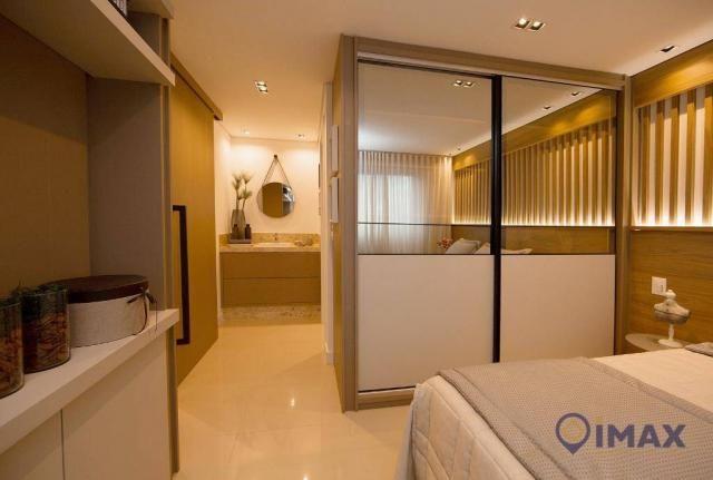 Studio com 1 dormitório à venda, 55 m² por R$ 259.836,24 - Centro - Foz do Iguaçu/PR - Foto 9