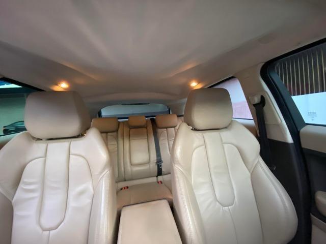 Range Rover Evoque Branca Interior Caramelo - Foto 3