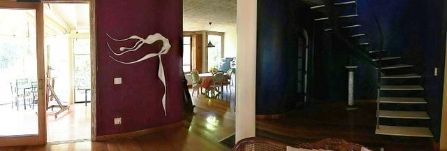Sitio com Residência diferenciada, com arte e tecnologia outras informações MLocal Imoveis - Foto 12