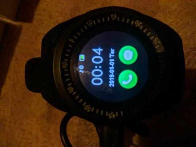 Relógio smart Whitney