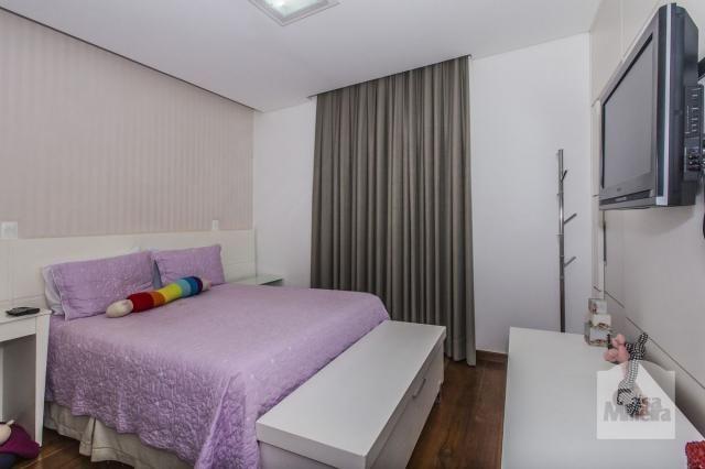 Apartamento à venda com 3 dormitórios em Nova suissa, Belo horizonte cod:257771 - Foto 12