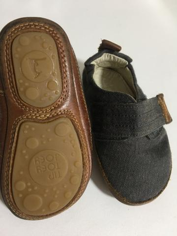 Lote Sapatos menino Novos - Foto 4