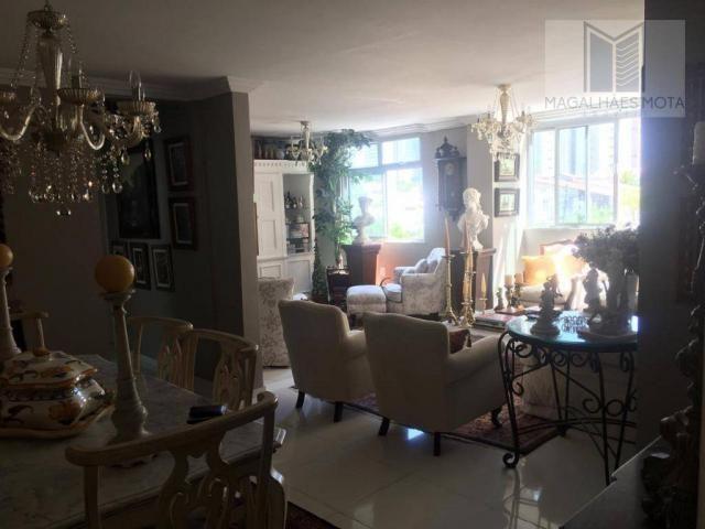Apartamento com 3 dormitórios à venda, 100 m² por R$ 260.000 - Papicu - Fortaleza/CE - Foto 3