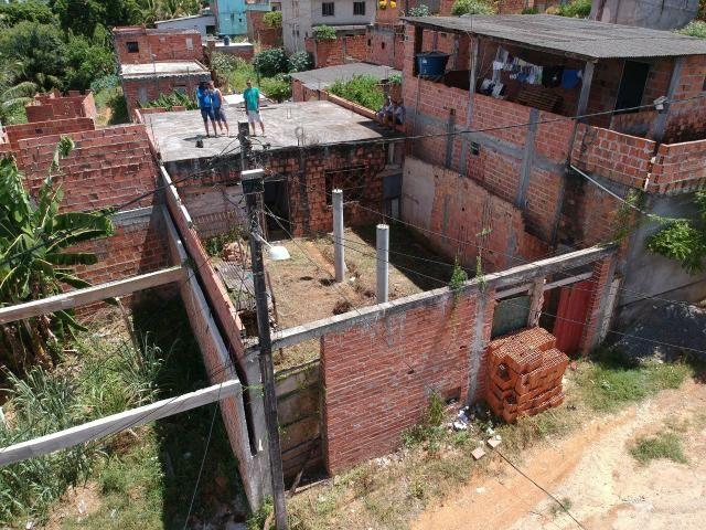 Vendo esta casa em construção - Foto 5