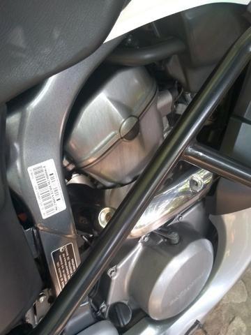 Vendo Honda Transalp ABS 2014 - Foto 2