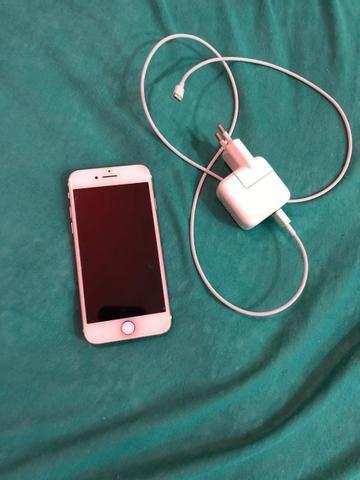 IPhone 7 Pink, 256 gb, zerado - Foto 2