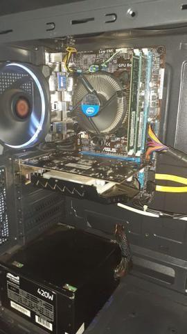 VENDO PC GAMER (COM SSD SANDISK 240Gb Plus) - Foto 4