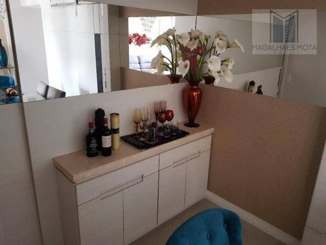 Apartamento com 3 dormitórios à venda, 70 m² por R$ 480.000 - Engenheiro Luciano Cavalcant - Foto 20