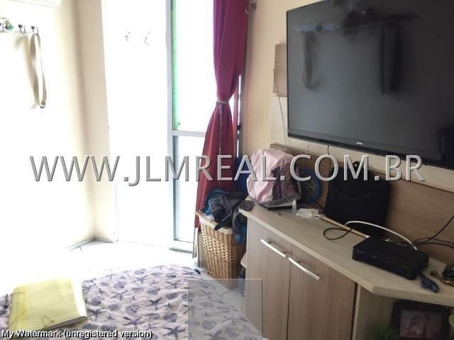 (Cod.:055 - Damas) - Mobiliado - Vendo Apartamento com 64m², 3 Quartos - Foto 4