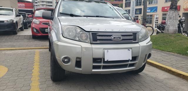 Ford ecosport 2011 Com gnv