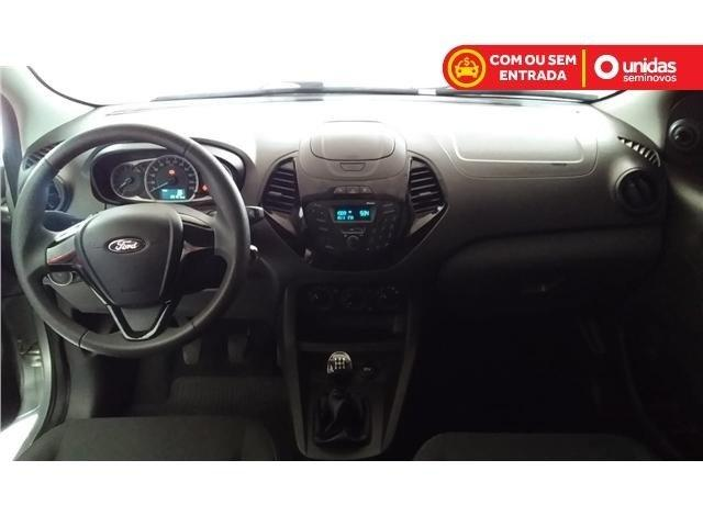 KA+Sedan!!!! Com IPVA 2020 Pago - Foto 4