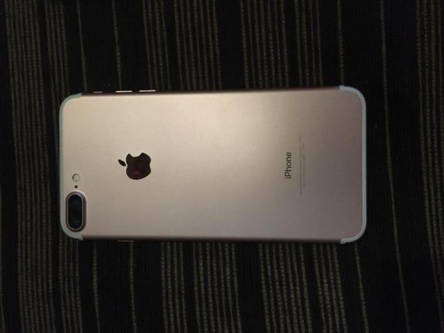 IPhone 7 Plus Rose 32gb - Foto 2